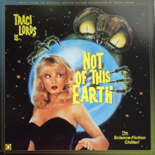Chuck Cirino - Not of This Earth OST - LP Vinyl