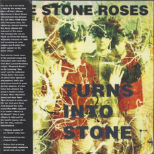 Stone Roses - Turns Into Stone - 2x LP Vinyl