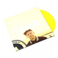 "Professor P & DJ Akilles - All Year Every Year - 7"" Yellow Vinyl"