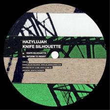 "Hazylujah - Knife Silhouette - 12"" Vinyl"
