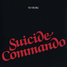 "No More - Suicide Commando - 12"" Vinyl"