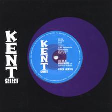 """Chuck Jackson - Millionaire - 7"""" Vinyl"""