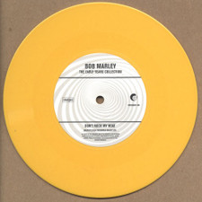 """Bob Marley - Try Me / I've Got the Action - 7"""" Yellow Vinyl"""