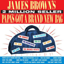James Brown - Papa's Got A Brand New Bag - LP Vinyl
