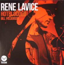 "Rene LaVice - Hot Blooded - 12"" Vinyl"