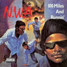 """NWA - 100 Miles And Runnin' - 12"""" Vinyl"""