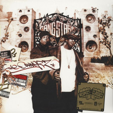 Gang Starr - The Ownerz - 3x LP Vinyl