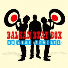 Balkan Beat Box - Nu Made Remixes - LP Vinyl