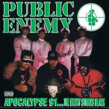 Public Enemy - Apocalypse 91… The Enemy Strikes Black - 2x LP Colored Vinyl