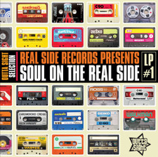 Various Artists - Real Side Records Pres. Soul On The Real Side - LP Vinyl