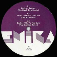 """Emika - Drei Remixes - 12"""" Vinyl"""