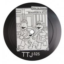 """Todd Terje - TTJ Edits #525 - 12"""" Vinyl"""