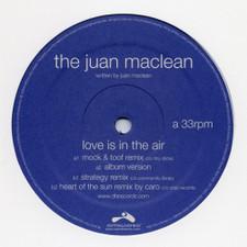 """The Juan Maclean - Love Is In The Air - 12"""" Vinyl"""