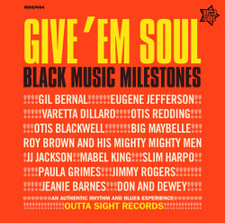 Various Artists - Give 'Em Soul - LP Vinyl