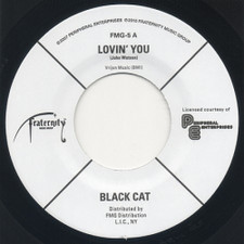 "Black Cat - Lovin' You - 7"" Vinyl"
