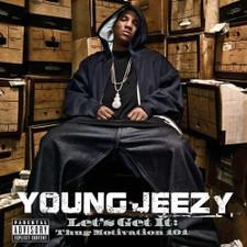 Young Jeezy - Let's Get It: Thug Motivation 101 - 3x LP Vinyl