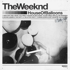 The Weeknd - House Of Balloons - 2x LP Vinyl