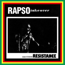 Brother Resistance - Rapso Take Over - Lp Vinyl