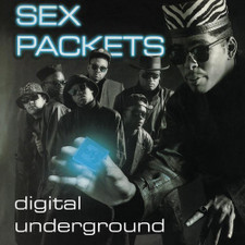 Digital Underground - Sex Packets - LP Vinyl