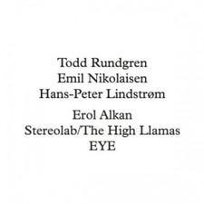 "Todd Rundgren / Emil Nikolaisen / Lindstrom - Runddans Remixed - 12"" Vinyl"