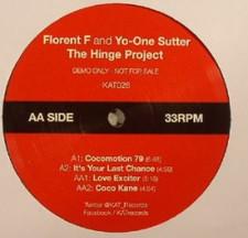 "Florent F & Yo-One Sutter - The Hinge Project - 12"" Vinyl"