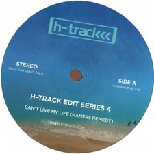 "Various Artists - H Track Edit Series 4 - 12"" Vinyl"