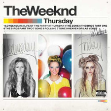 The Weeknd - Thursday - 2x LP Vinyl