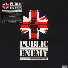 Public Enemy - Live From Metropolis Studios - 2x LP Vinyl