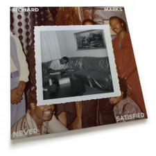 Richard Marks - Never Satisfied - 2x LP Vinyl