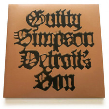 Guilty Simpson - Detroit's Son - 2x LP Vinyl