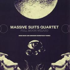 Massive Suits Quartet - Full Moon Wizard - LP Vinyl