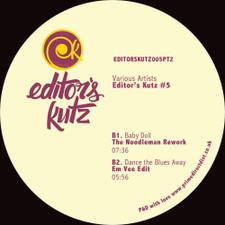 "Various Artists - Editor's Kutz Vol. 5 Pt. 2 - 12"" Vinyl"