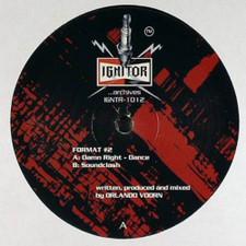 """Format - #2 - 12"""" Vinyl"""
