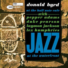 Donald Byrd - At The Half Note Café Vol. 1 - LP Vinyl