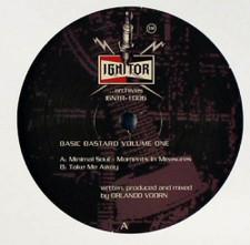 """Basic Bastard - Volume One - 12"""" Vinyl"""