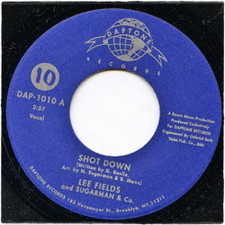 "Lee Fields & Sugarman 3 - Shot Down / Honey Wagon - 7"" Vinyl"