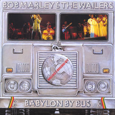 Bob Marley - Babylon By Bus - 2x LP Vinyl