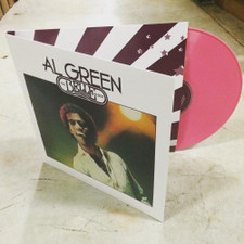 Al Green - The Belle Album (Pink Vinyl) - LP Colored Vinyl
