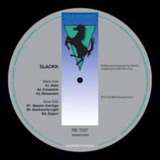 "Slackk - Backwards Light Ep - 12"" Vinyl"