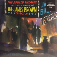 James Brown - Live At The Apollo - LP Vinyl
