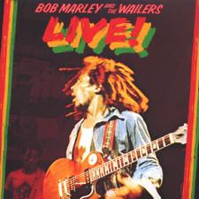 Bob Marley - Live! - LP Vinyl