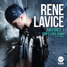 "Rene LaVice - Airforce 1 / Don't Look Down - 12"" Vinyl"