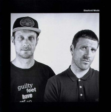 "Sleaford Mods / Sudden Infant - split - 7"" Vinyl"