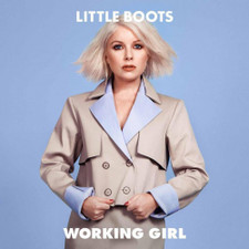 Little Boots - Working Girl - LP Colored Vinyl+CD