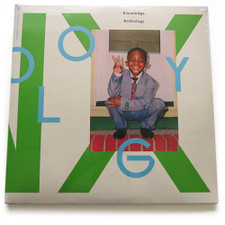 Knxwledge - Anthology - 2x LP Vinyl
