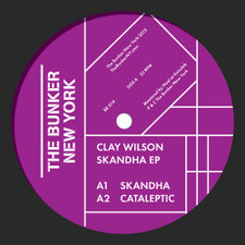 "Clay Wilson - Skandha Ep - 12"" Vinyl"