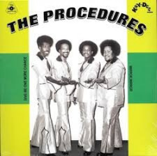 """Procedures - Give Me One More Chance - 2x 7"""" Vinyl"""