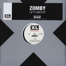 """Zomby - Let's Jam 2 Ep - 12"""" Vinyl"""