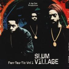 Slum Village - Fantastic Vol 1 - 2x LP Vinyl