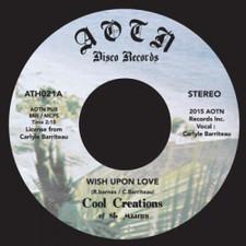 "Cool Creations - Wish Upon Love - 7"" Vinyl"